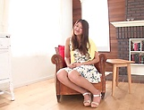 Incredibly beautiful Sarii Aihara is pleasured picture 3