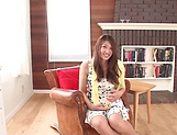 Incredibly beautiful Sarii Aihara is pleasured picture 9