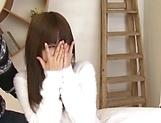Innocent beauty Hirono Imai fucked and made to reach orgasm