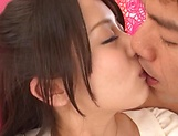 Serious hardcore fuck experience for Asian Beni Itou picture 7