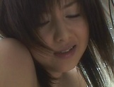 Akiho Yoshizawa bent over for a fuck picture 15