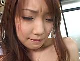 Kurara Tachibana gets cum on face picture 13