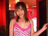 Karen Hasumi gets her wet snatch banged