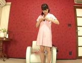 Enticing Asian amateur, Kurumi Tachibana enjoys toys