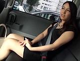 Beautiful Nana Ninomiya enjoys masturbating solo