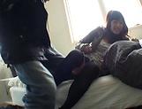Amazing Yuri Satou loves sucking a massive cock