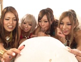 Mind blowing cock sharing POV scenes with top Japanese models picture 11