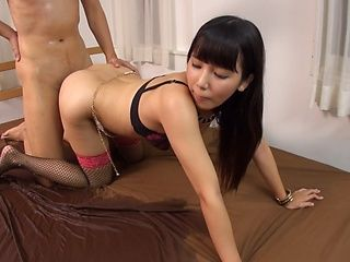 Sexy Tomoda Ayaka is one superb cock rider