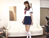 Izumi Tachibana enjoys toy insertion picture 13