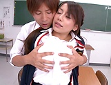 Matsumoto Mei wants to be banged hard picture 6
