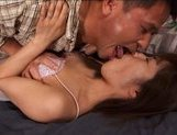 Mihiro Sexy Asian housewife who likes hard sex picture 15