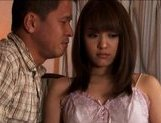 Mihiro Sexy Asian housewife who likes hard sex