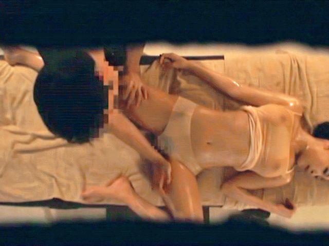 Lovie has her sweet body erotically massaged
