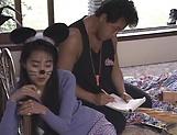 Fine babe Hitomi Shiraishi showcases her skills picture 14