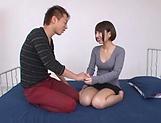 Otoha Nanase expertly handles a stiff shlong. picture 12