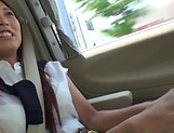 Outstanding wife a enjoys car sex picture 5