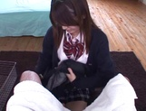 Sexy Azusa wants her pussy nailed deep