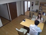 Sensational Hatano wants to be drilled picture 9