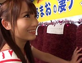 Mao Kurata enjoys a nice hardcore sexual fun