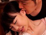 Yoshinaga Akane gets seduced into a hot sex picture 11