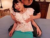 Yoshinaga Akane gets seduced into a hot sex