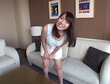 Japanese girl enjoys a steamy cunnilingus indoors picture 14