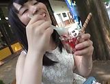 POV scene involving hot Asian teen getting fucked picture 12