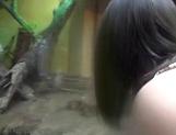 POV scene involving hot Asian teen getting fucked