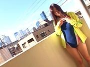 Delicious  Hikaru Kawana flaunts her awesome body