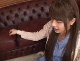 Hardcore amateur sex with sweetie Ai Nikaidou picture 15