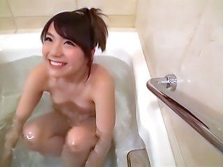 Sweet girl pleasure a stiff palpitating dick.