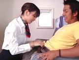 Amateur sex scenes with busty beauty Hikaru Koto