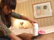 Teen goes wild in sexy scenes of hardcore on cam