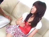 Superb sex scenes with amateur Asian brunette, Anna Oguri