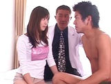 Gorgeous teen Hikaru Koto has amazing sex with an impressive guy picture 9