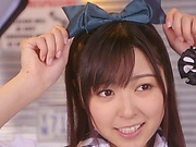 Alluring Mizuhara Mako dresses up and gets pounded