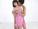 Hirono Imai erotically stimulated