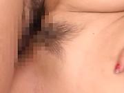 Otowa Kana gets her vagina screwed wildly
