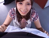 Minami Kojima pussy humped hard