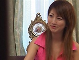 Asian beauty Kaede Matsushima devours cock in perfect hardcore