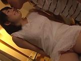 Chinatsu Fujikawa blows and fucks in hardcore picture 15