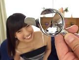 Mizuki Hayakawa swallows after a blasting fuck picture 13