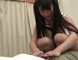 Lovely Motazawa knows how to suck cock picture 10