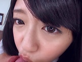 Young Asian dolls finger fucked on cam by lucky lad picture 13