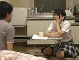 Rena Aoi nailed properly by her boyfriend picture 11