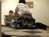 Rena Aoi nailed properly by her boyfriend picture 12