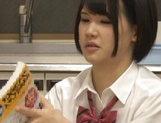 Rena Aoi nailed properly by her boyfriend picture 15