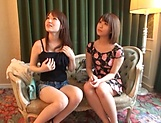 Riko Erika and Honoka Minami get screwed picture 15