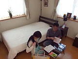 Sexy Japanese milf riding her dude amazingly picture 14
