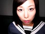 Aoba Miuki enjoys getting her twat ravaged